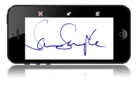 Signature Capturing on Apple iPhone